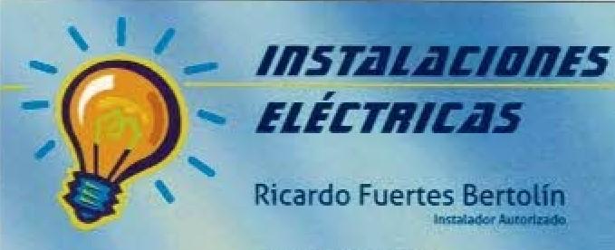 LOGO Ricardo Instal Electricas